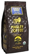 Marley Coffee - Simmer Down Organic Ground Decaf Coffee - 8 oz.