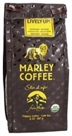 Marley Coffee - Lively Up Organic Ground Espresso Coffee - 8 oz.