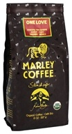 Marley Coffee - One Love Organic Ground Ethiopoa Yirgacheffe Coffee - 8 oz.