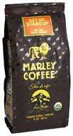 Marley Coffee - Get Up Stand Up Organic Whole Bean Coffee - 8 oz.