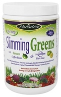Paradise Herbs - ORAC-Energy Slimming Greens - 6.4 oz.