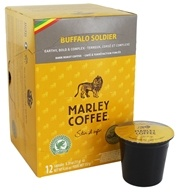 Marley Coffee - Buffalo Soldier Dark Roast Coffee - 12 K-Cup(s)