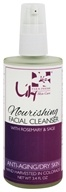 Lily Farm Fresh Skin Care - Nourishing Facial Cleanser - 3.4 oz.