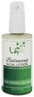 Lily Farm Fresh Skin Care - Balancing Facial Lotion - 2 oz.
