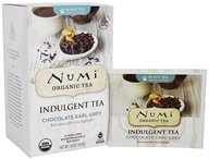 Numi Organic - Indulgent Tea Chocolate Earl Grey - 12 Tea Bags ...