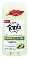 Tom's of Maine - Naturally Dry Antiperspirant Deodorant for Women Fresh Meadow - 2.25 oz.