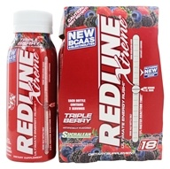 VPX - Redline Xtreme Ultimate Energy Rush Triple Berry - 8 oz.