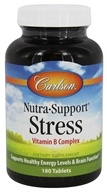 Carlson Labs - Nutra-Support Stress - 180 Tablets