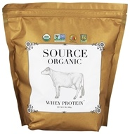Source Organic - Whey Protein - 2 lbs.
