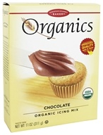European Gourmet Bakery - Organic Icing Mix Chocolate - 11 oz.