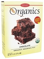European Gourmet Bakery - Organic Brownie Mix Chocolate - 13 oz.