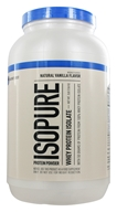 Nature's Best - Isopure Natural Vanilla - 3 lbs.