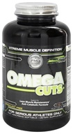 NDS Nutrition - PMD Platinum Omega Cuts - 180 Softgels