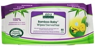 Aleva Naturals - Bamboo Baby Wipes - 80 Wipe(s)