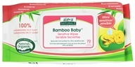 Aleva Naturals - Bamboo Baby Wipes Sensitive - 72 Wipe(s)