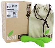 Leaf+ - VITALITY Personal Massager Green