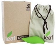 Leaf+ - LIFE Personal Massager Green