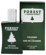 Herban Cowboy - Cologne Forest - 1.7 oz.