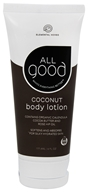 Elemental Herbs - All Good Body Lotion Coconut - 6 oz.