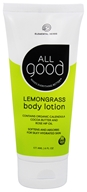 Elemental Herbs - All Good Body Lotion Lemongrass - 6 oz.