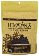 Himalania - Gluten Free Hemp Seeds Dark Chocolate - 6 oz.