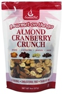 Gourmet Nut - Gourmet On The Go Almond Cranberry Crunch - 8 oz.