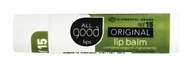 Elemental Herbs - All Good Lips SPF 12 Lip Balm Original - 4.25 Gram(s)