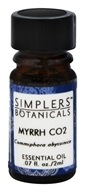 Simplers Botanicals - Essential Oil Myrrh CO2 - 2 ml.