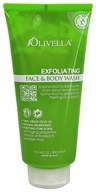 Olivella - Exfoliating Face & Body Wash - 10.14 oz.