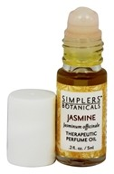 Simplers Botanicals - Therapeutic Perfume Oil Jasmine - 5 ml.
