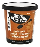Seven Sundays - Minne Muesli Bircher Unsweetened - 2 oz.