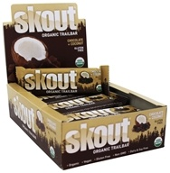 Skout Organic - Organic Trailbar Chocolate Coconut - 1.8 oz.