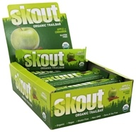 Skout Organic - Organic Trailbar Apple Cinnamon - 1.8 oz.