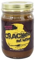 Cracked Nut Butter - Brownie Batter Nut Butter - 12 oz.