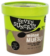 Seven Sundays - Minne Muesli Ginger Pear Macadamia - 2 oz.