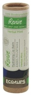 Eco Lips - One World Revive Hydrating Lip Balm Herbal Mint - 0.3 oz.