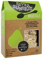 Seven Sundays - Muesli All Natural Ginger Pear Macadamia - 12 oz.