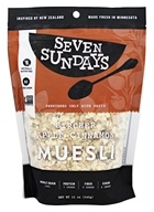 Seven Sundays - Muesli Bircher Apple Cinnamon - 12 oz. Formerly Bircher Unsweetened
