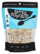 Seven Sundays - Muesli Original Cinnamon Currant - 12 oz. Formerly Original Toasted