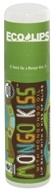 Eco Lips - Mongo Kiss Lip Balm Peppermint - 0.25 oz.