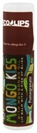 Eco Lips - Mongo Kiss Lip Balm Pomegranate - 0.25 oz.
