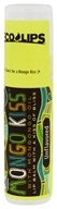 Eco Lips - Mongo Kiss Lip Balm Unflavored - 0.25 oz.