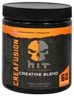 HIT Supplements - Creafusion Creatine Blend Strawberry Lemonade - 12.7 oz.