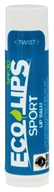 Eco Lips - Sport Lip Balm Vanilla 30 SPF - 0.15 oz.