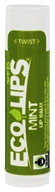 Eco Lips - Lip Balm Mint 15 SPF - 0.15 oz.