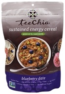 TeeChia - Sustained Energy Cereal Blueberry Date - 10.6 oz.
