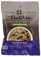TeeChia - Sustained Energy Cereal Blueberry Date - 1.76 oz.