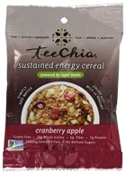 TeeChia - Sustained Energy Cereal Cranberry Apple - 1.76 oz.
