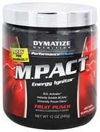 Dymatize Nutrition - Performance Driven M.P.ACT Energy Ignitor Fruit Punch - 12 oz.