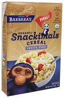 Barbara's - Snackimals Cereal Vanilla Blast - 9 oz.